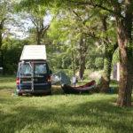 Camping de l'Île en Ardèche
